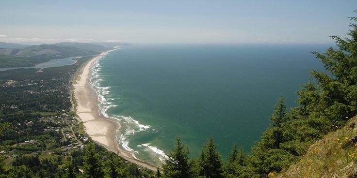 Neahkahnie Mountain Hike - hiking in Oregon