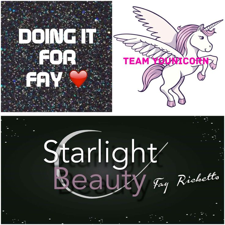 So today one of our fellow y-sisters lost her husband and her two young children lost their daddy, completely out of the blue! So this month team unicorn are doing it for Fay! Shortly I'll be posting a link to a just giving page to help with funeral costs and general life for fay and her children for the next few months!  I personally pledge 10% of this months younique earnings to Fay and her family! Please support me in helping Fay! ❤️