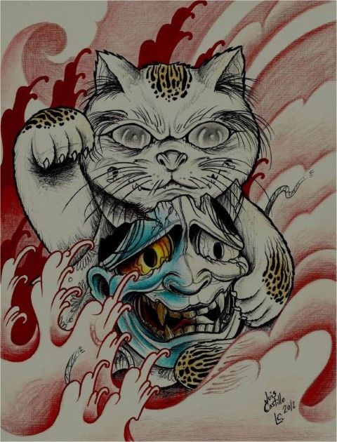 Tattoo Flash de Luis Castillo Sketchbook en Argentina Tattoo
