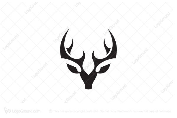 Exclusive Logo 178358 Deer Logo Fancy Logo Logo Deer Wildlife