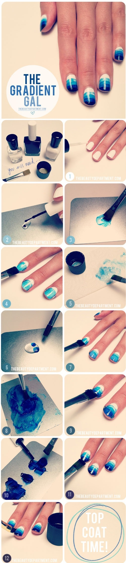 move over ombr nails nail art pinterest beauty