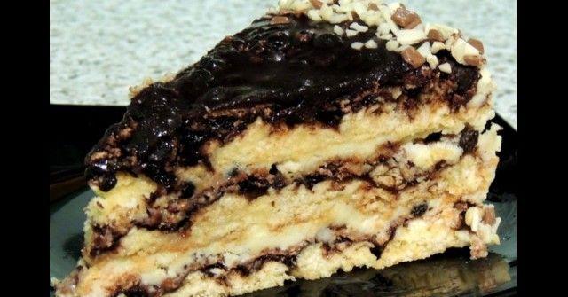 Свекърва ми винаги я прави за празниците, признала съм я, голяма майсторка е, друга такава торта не съм яла