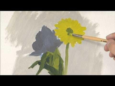 L'ACCADEMIA. corso pratico di disegno e pittura - RBA Italia Pittura ad olio - YouTube