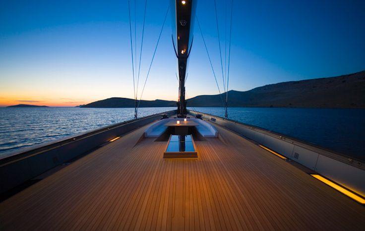 Wally B, Wally Yachts