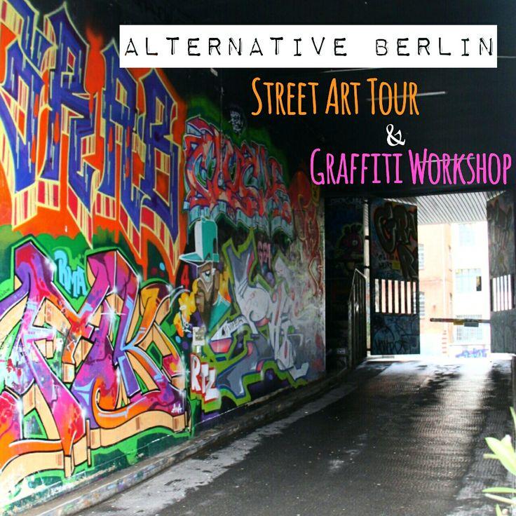 Alternative Berlin Street Art Tour & Graffiti Workshop- Getting my street art and graffiti safari on in Berlin & the verdict