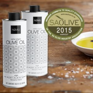 The 10th annual SA Olive Industry awards were held at the beautiful Ashanti Estate in Paarl on the evening of the 3rd September. SA Olive is an association representing the common interests of the South African olive industry, which includes olive growers, olive oil producers, table olive