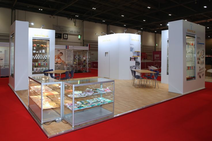 Stand for Xanitalia at Professional Beauty 2015