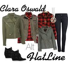 Image result for clara oswald outfits