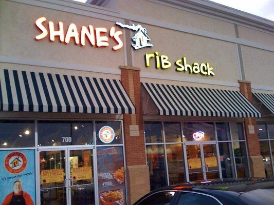 Shane's Rib Shack, good food! Located in Laurel MD.  My hubby turned me on to this spot.