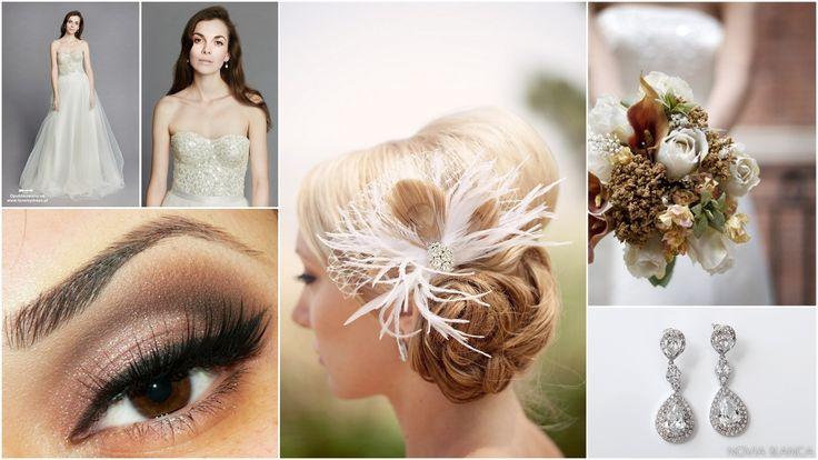 fall bridal inspiration/ wedding theme jewelry www.novia-blanca.pl biżuteria ślubna www.novia-blanca.pl