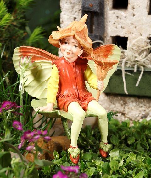 Cicely Mary Barker Flower Fairy Nasturtium. SHOP Now $17.99