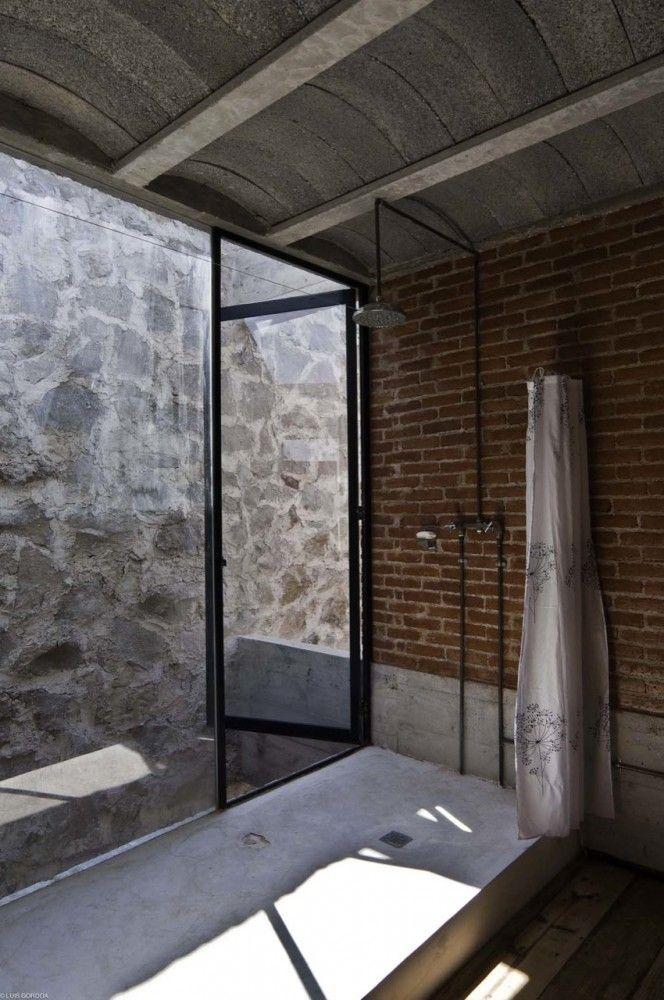 regardsetmaisons: De la lumière naturelle dans la salle de bain