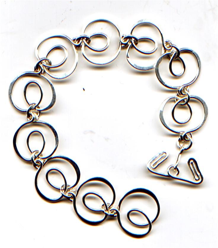 329 best Wire Bracelet images on Pinterest | Wire bracelets, Wire ...