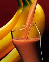 Chocolade Pindaboter Banaan Smoothie - RECEPT voor DANNY