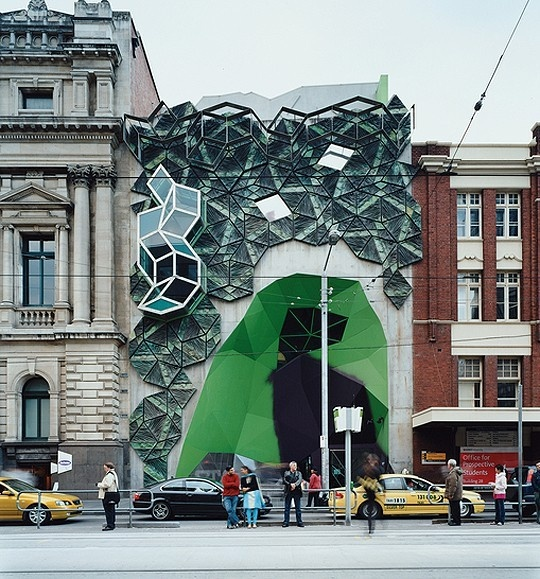 Melbourne australia has radically changed the urban and for Urban design architects melbourne