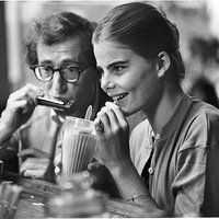 Woody Allen and Mariel Hemingway in Manhattan (1979)