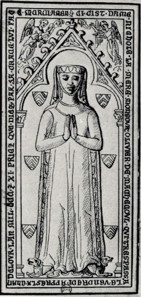 Nicole Machecoul; French (1312)