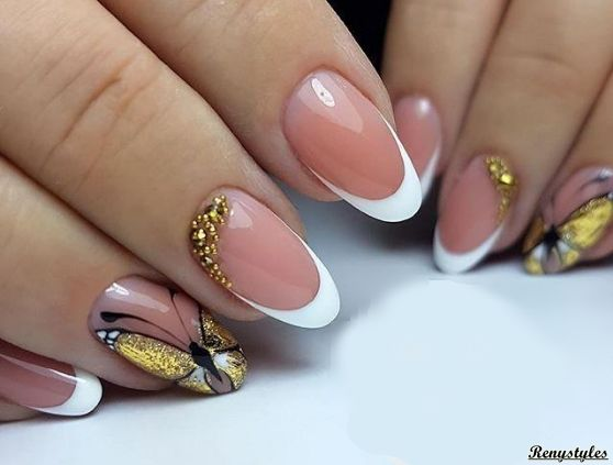 50  Spring Nails Designs & Colors 2017 - Reny styles