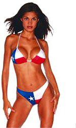 Rebell Yell Confederate Clothing: Battle Flag Bikini, Confederate ...