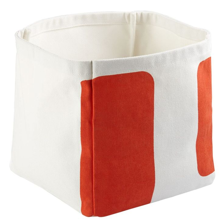 Shop Color Pop Cube Bin (Orange).  If you think there