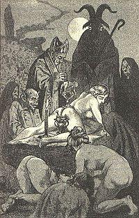 History of Devil-Worship