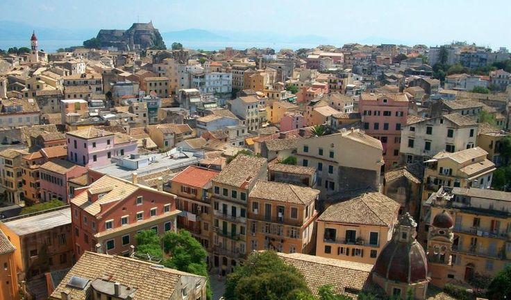 Corfu, Luxury holidays in Corfu and the Ionian islands