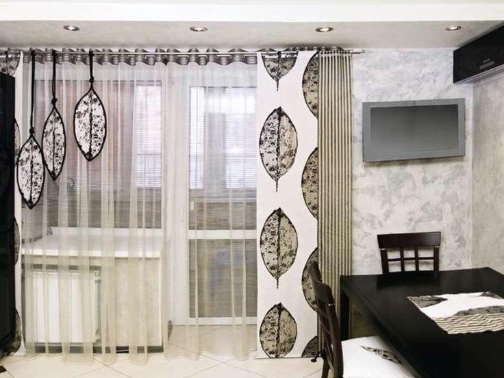 122 best Vorhänge images on Pinterest Blinds, Sheet curtains and - gardinen für badezimmer