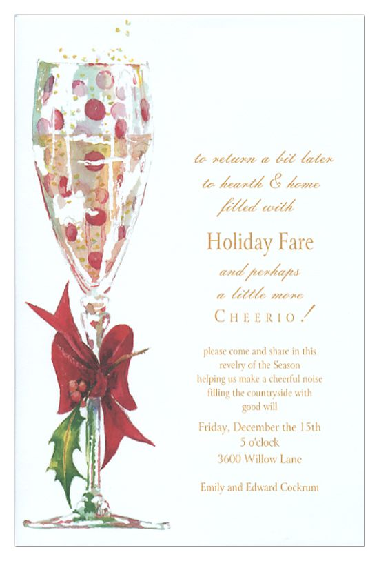 135 best images about Christmas Party Invitations on Pinterest