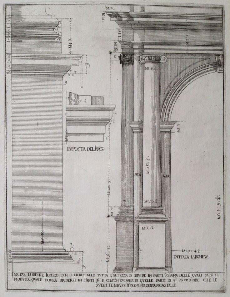18th Century Architecture ANDREA PALLADIO, I Quattro Libri