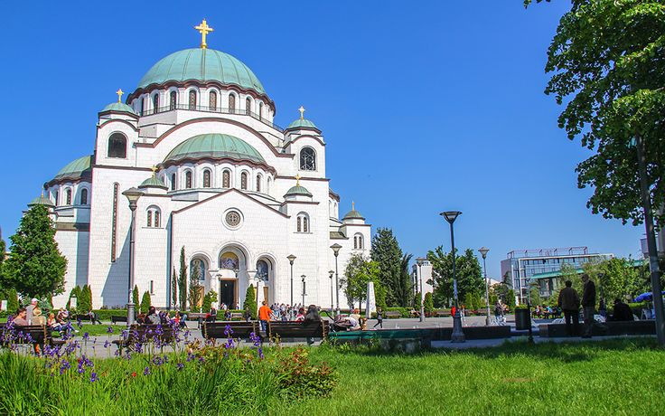 Saint Sava Cathedral, Serbia