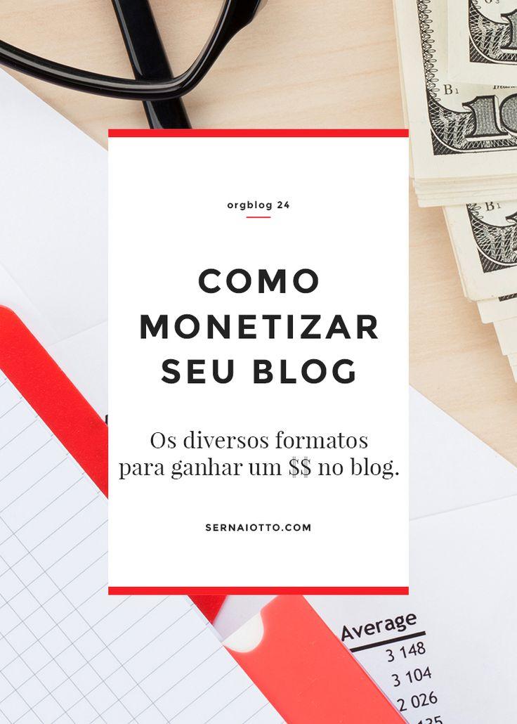 Se você acredita que blogar é dinheiro fácil, nem abra esse post. Mas se está determinado a monetizar o seu conteúdo e trabalhar duro, tô dando umas dicas!