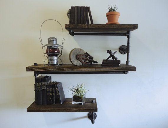 les 25 meilleures id es de la cat gorie tuyau noir sur pinterest meubles en tuyau meubles. Black Bedroom Furniture Sets. Home Design Ideas