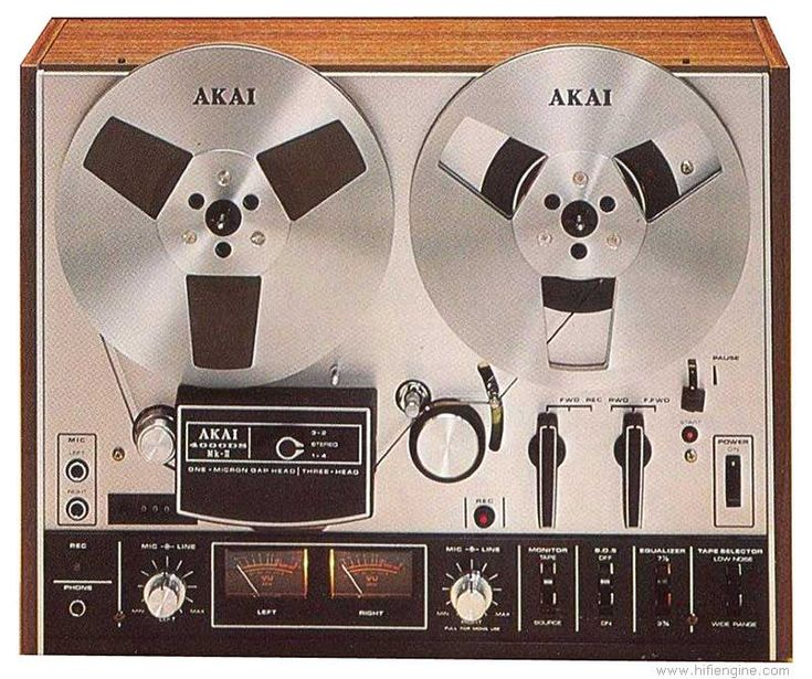 akai 4000ds front