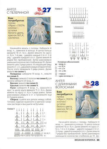 Вязаная копилка №11 2012 Подарки к Новому Году и Рождеству - kosta1020 - Picasa Web Albums