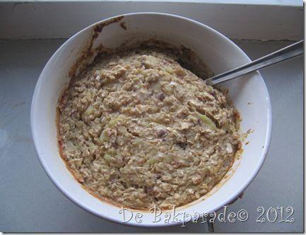 Zoete Aardappel Gebakken Havermout