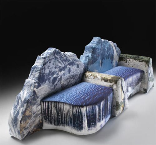 1000+ images about gaetano pesce on pinterest | upholstery, cotton, Wohnzimmer dekoo
