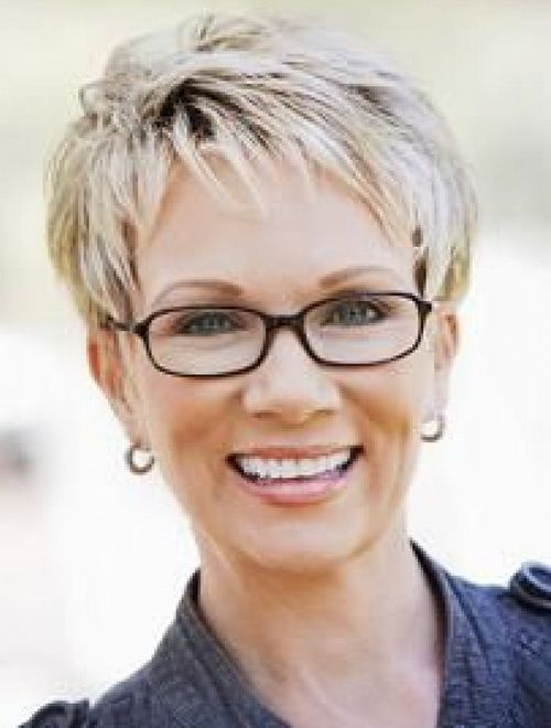 Short Hairstyles 2014 Women Over 40