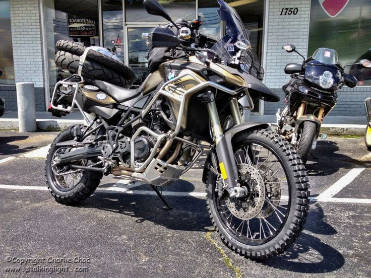 BMW F 800 GS 2014 Color Kalamata Con Extras