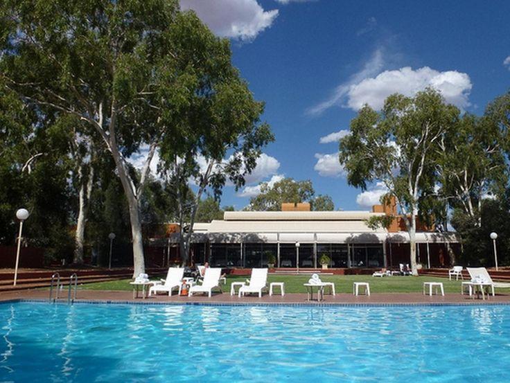 Desert Gardens Hotel Ayers Rock (Uluru), Australia