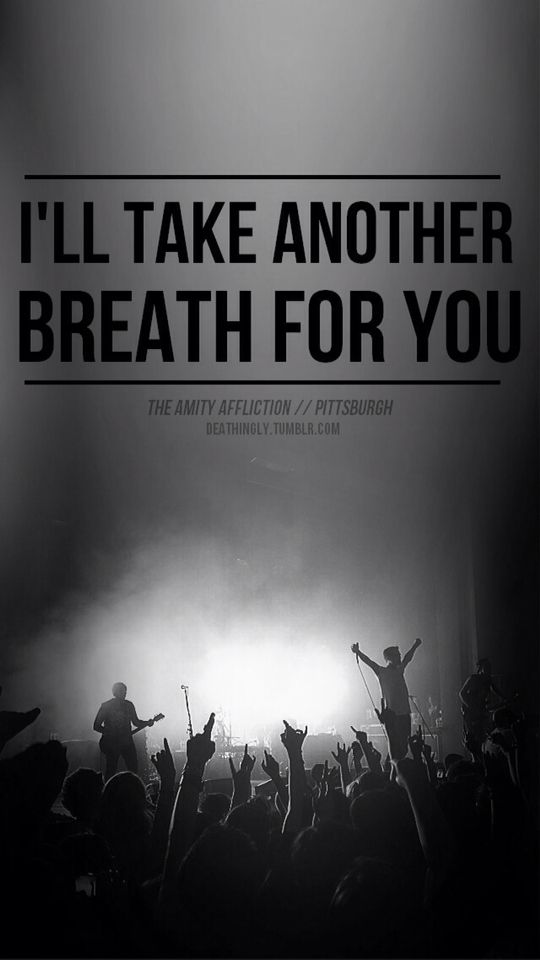 The Amity Affliction // Pittsburgh