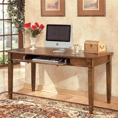 Ashley Furniture Hamlyn Large Leg Table Desk   Dunk   Bright Furniture    Table Desk Syracuse. Best 25  Ashley signature furniture ideas only on Pinterest