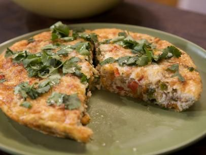 Chicken Sausage Frittata with Side SaladFood Network, Sausage Frittata, Fun Recipe, Mothers Day, Side Salad, Salad Recipe, Chicken Sausage, Mother'S Day, Brunches Recipe