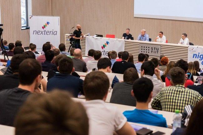 Bezpečnosť a nové technológie budú témami Night of Chances Technology - Školstvo - SkolskyServis.TERAZ.sk