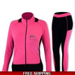 cycling jersey & padded..