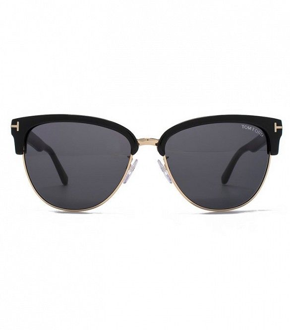 Tom Ford Fany: a inovação do clubmaster! ♥♥ #amamos #tomford #fany #clubmaster #show #modasolar #sunglasses #compreonline #oculosdesol #solar #escuro #oticaswanny #lojavirtual #wanny