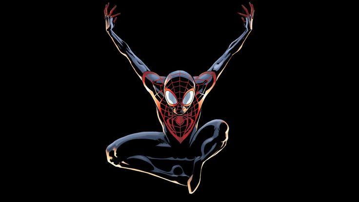 ultimate spider man backround for desktops, 1920x1080 (129 kB)
