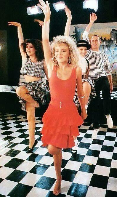 Inspiration 3: Kylie Minogue Locomotion