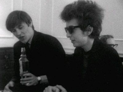 Alan Price and Bob Dylan