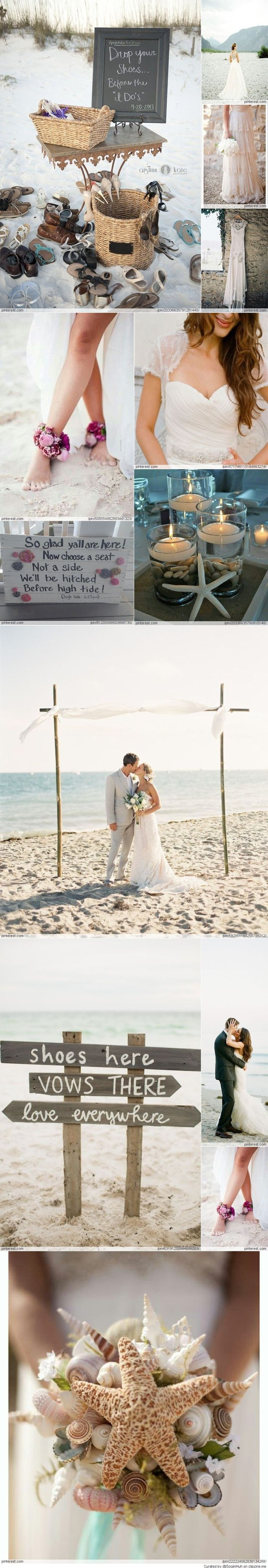 Beach Wedding.  If you want the best officiant for your Outer Banks, NC, ceremony, contact Rev. Barbara Mulford: myobxofficiant.com/