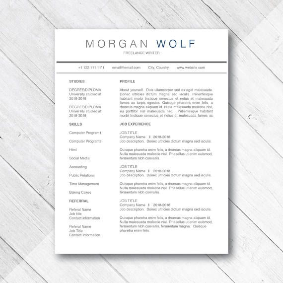 cd booklet template word